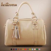 嘿琳2013新款潮韩版波士顿水桶女包流苏斜挎包女式手提包女生包包
