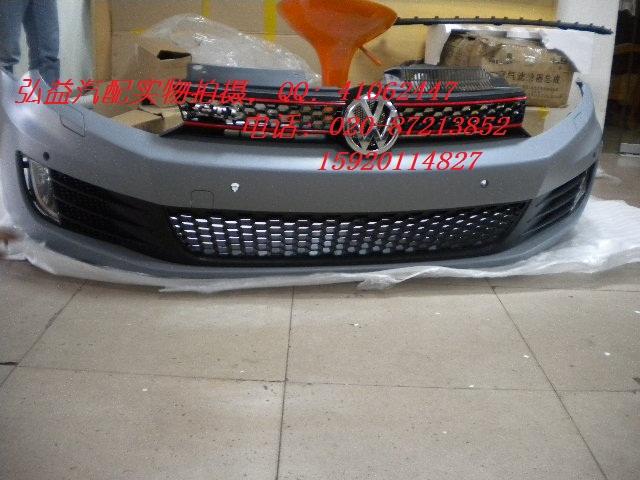 Обвес 6GTI Volkswagen Volkswagen golf 6