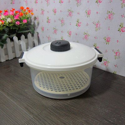 Iron Chef microwave steamer steam Pa bowl of instant noodles cooking pot with lid steamer steamer kitchen supplies free shipping