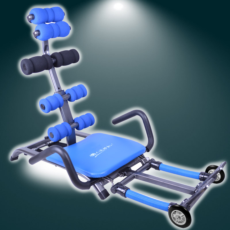 Genuine AD your abdominal crunches exercise equipment abdominal slimming equipment home exercise machines for lazy strengthening abdominal machine
