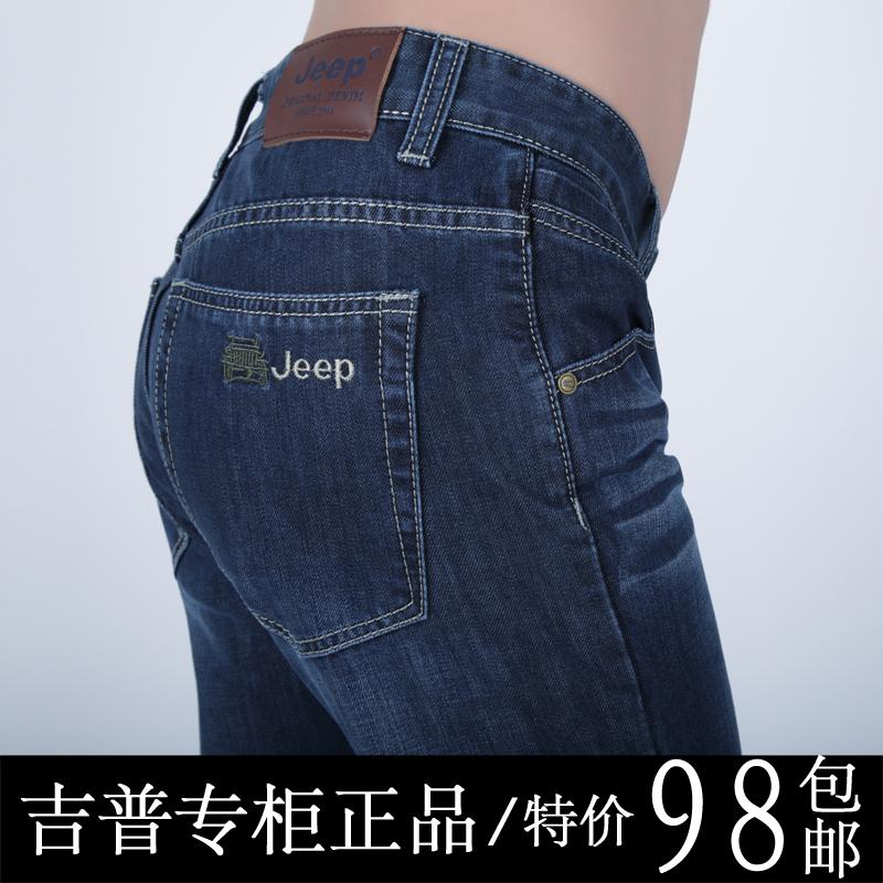 Джинсы мужские JEEP J112/121
