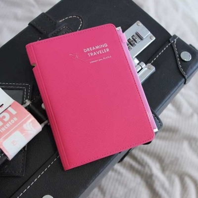 Korea purchasing pleple cute short paragraph multifunction travel passport holder passport cover passport protective cover