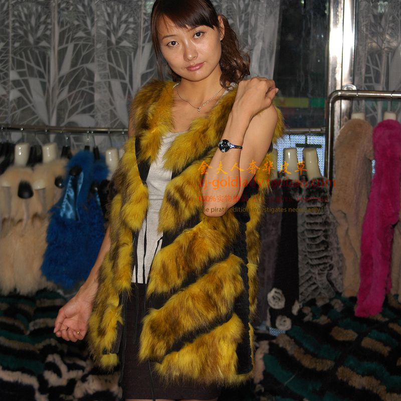 Lady King luxury fur