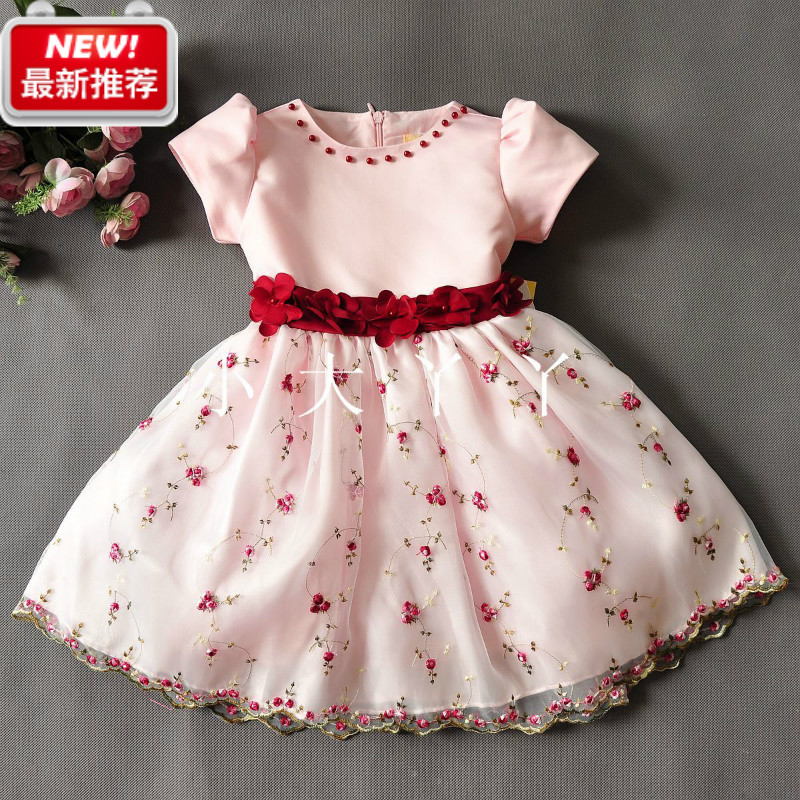 Платья для детей 2 лет фото