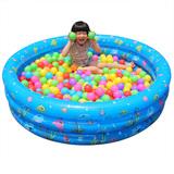 婴儿充气钓鱼游泳池玩具