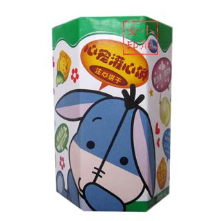 滨崎迪士尼心宠灌心饼哈密瓜味注心饼干 45g 江浙沪 ...