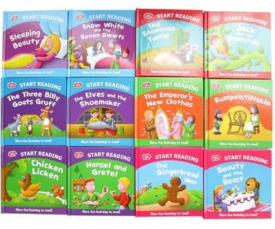 chad valley English original primary reading start reading the classic story gingerbread men free shipping