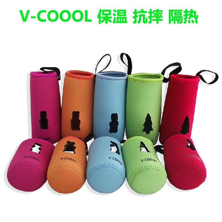V-COOOL 奶瓶保温套/保温袋/防摔套/玻璃奶瓶保护套/宽口标准口