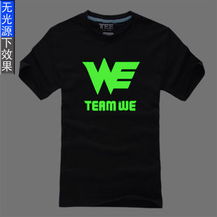 YAYA 2 League Magnum gunner Choi Si Tana LOL cotton short-sleeved T-shirt men and women