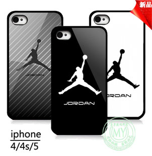 Apple чехол Apple NBA Iphone4s JORDAN Apple ТПУ