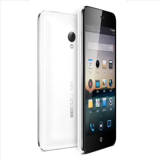 Мобильный телефон Meizu MX MX2 (M040) EP20S Android / Эндрюс Емкостный сенсорный экран 4.0 дюйма Wi-Fi доступ в Интернет, GPS навигация 16 Гб, 32 Гб, 64 Гб