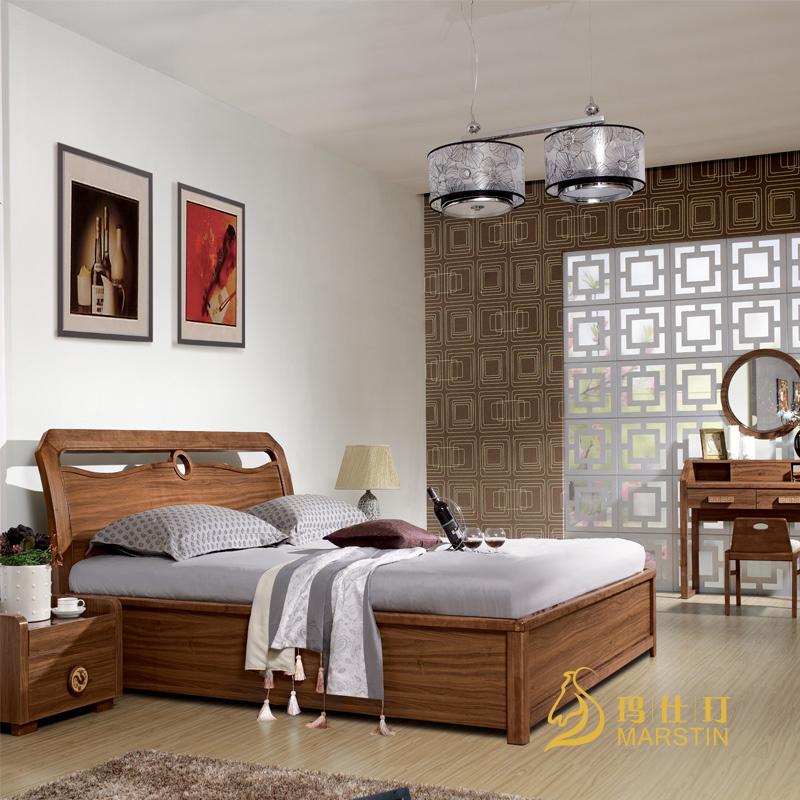 Двуспальная кровать Mary mingshi jingling  6132