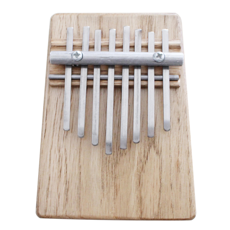 八8音拇指琴手指琴非洲钢琴土著乐器手工创意稀奇 克林巴图片