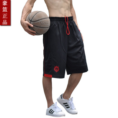 Thin mesh basketball shorts male summer five pants shorts male basketball pants shorts loose shorts men
