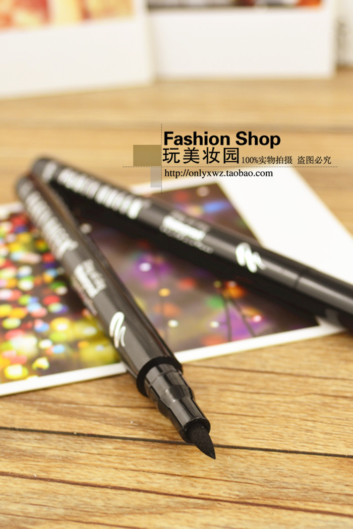 Special! Authentic Party Queen water automatic lasting waterproof eye liner liquid pencil no SUMI