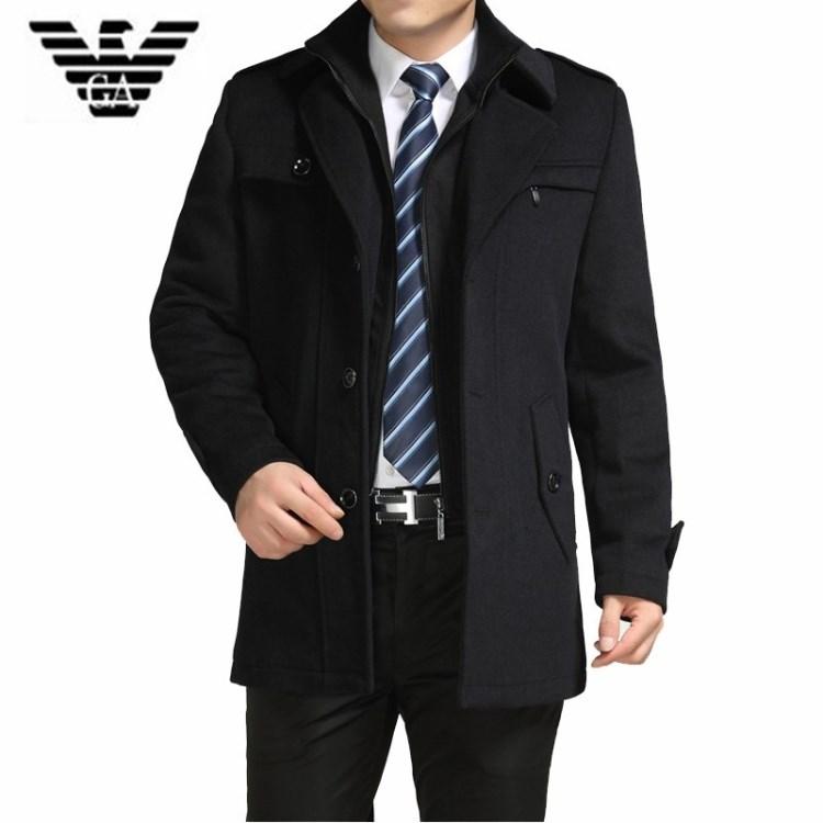 Пальто мужское Counter genuine amn1368 2013