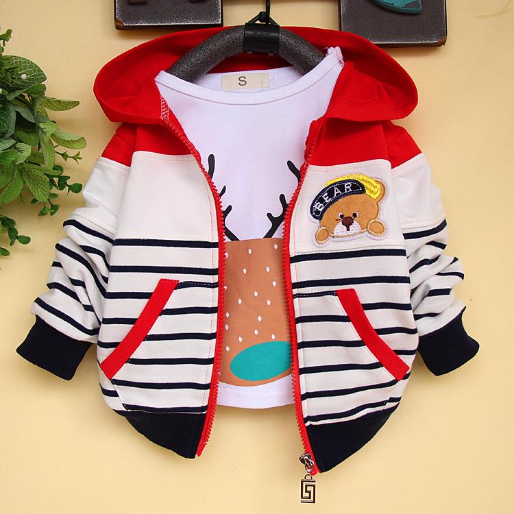 童装宝宝春夏季外套男童女童薄空调开衫婴儿拉链帽衫儿童秋款衣服
