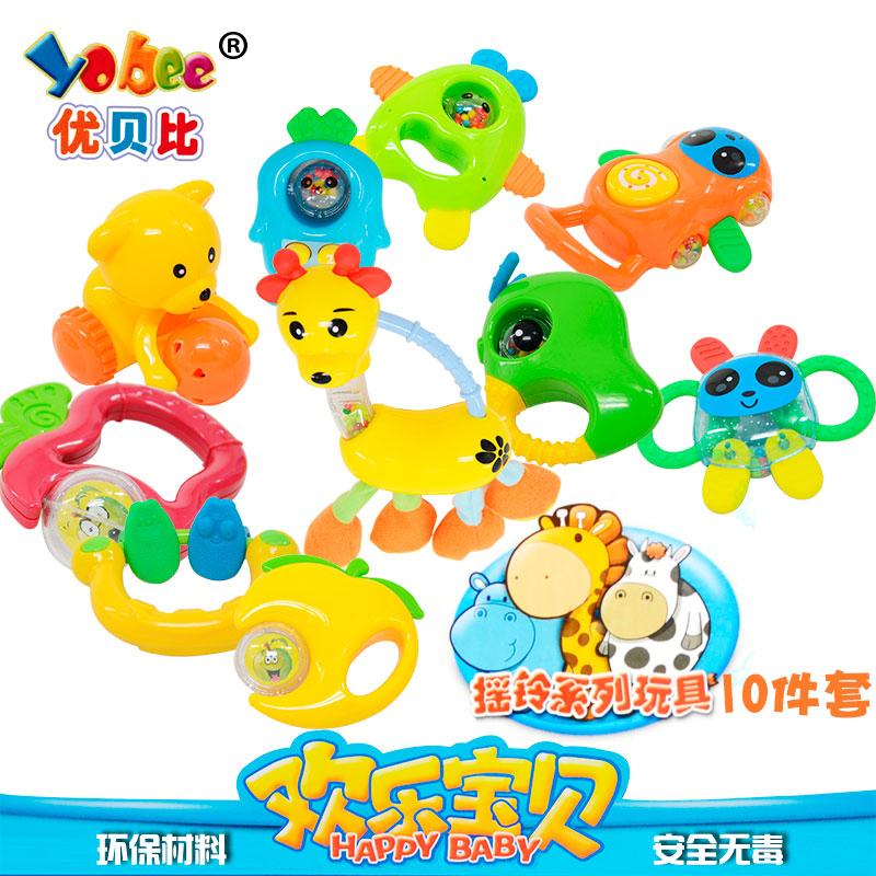 Погремушка Yobee  10