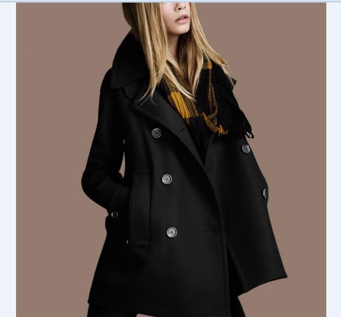 женское пальто BURBERRY ec7c548f6815e