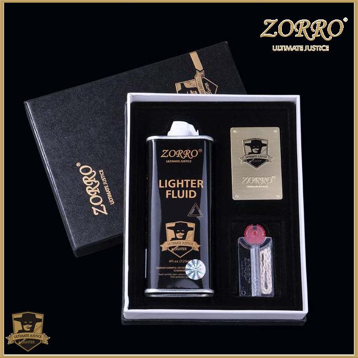 Керосиновая зажигалка Zorro