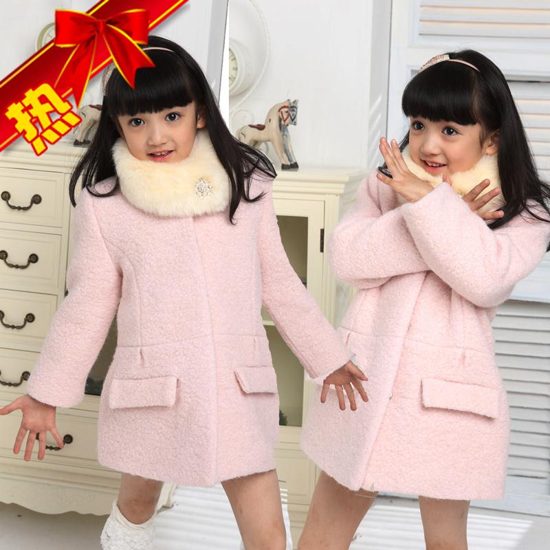 Пальто детское 2014