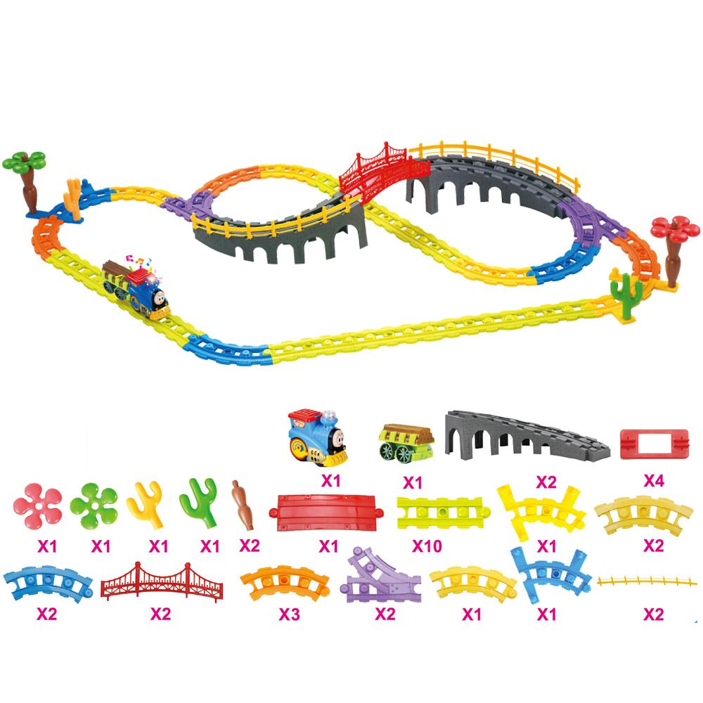 Цвет: Семейный пакет ] [ общих железнодорожных секции 2988
