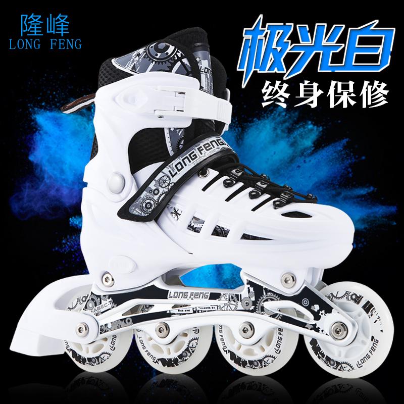 5-8-10-16 лет коньки для взрослых в соответствии катание на коньках обувной мужской и женщины ребенок полный набор новичок скольжение засуха коньки