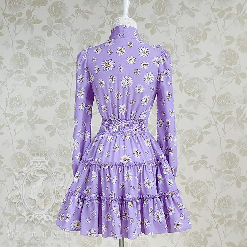Женское платье Big pink cloth doll s28jy Осень 2012 Разные