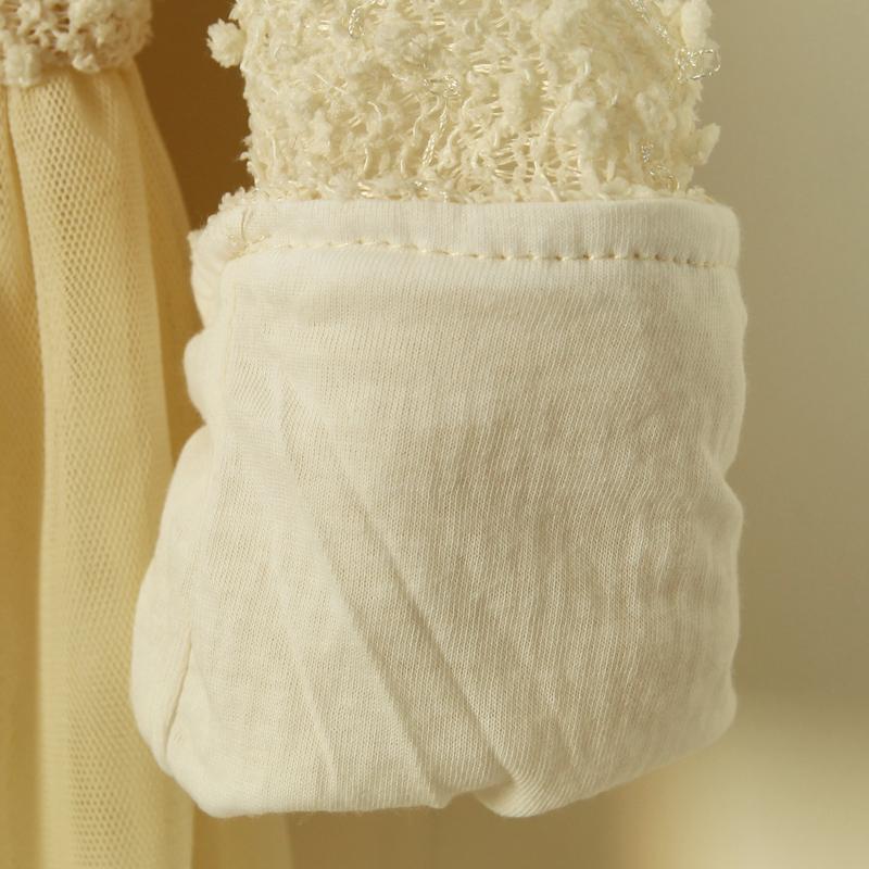 детское платье OTHER 5068 2013 Плиссированная юбка Весна-осень Однотонный цвет Женственнный