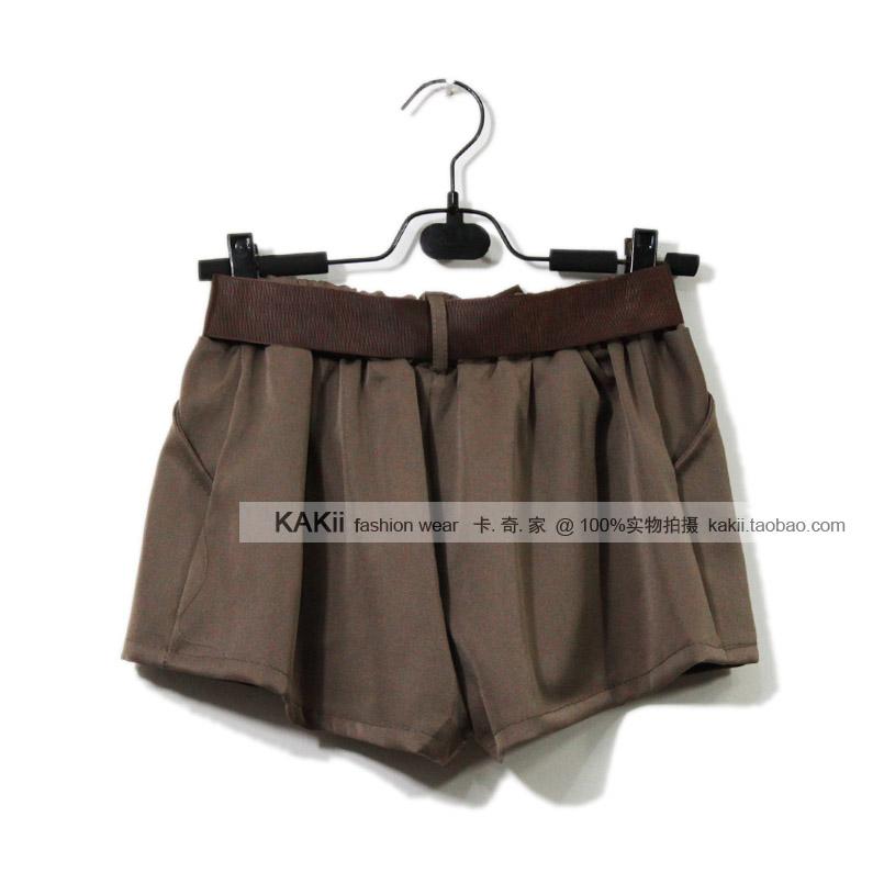 Женские брюки KAKii Шорты, мини-шорты Шаровары