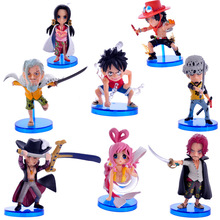 Wansheng anime One piece 86 generations eight swagger Hot Japanese anime hand model around the doll