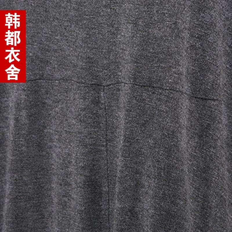 Трикотаж Korean homes have clothes gl0234 2011 Классический рукав V-образный вырез