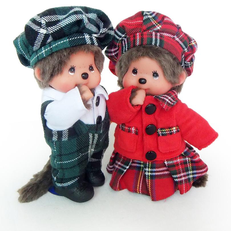 Цвет: Шотландской модели пара