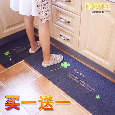 门垫地垫进门厅家用门口吸水地毯长条浴室防滑垫吸油定制厨房脚垫