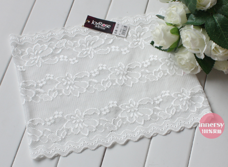 Цвет: 3018 White (Full Lace)
