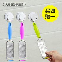 韩式墙壁挂强力吸盘无痕门后挂钩创意家居厨房浴室卫生间免钉粘钩