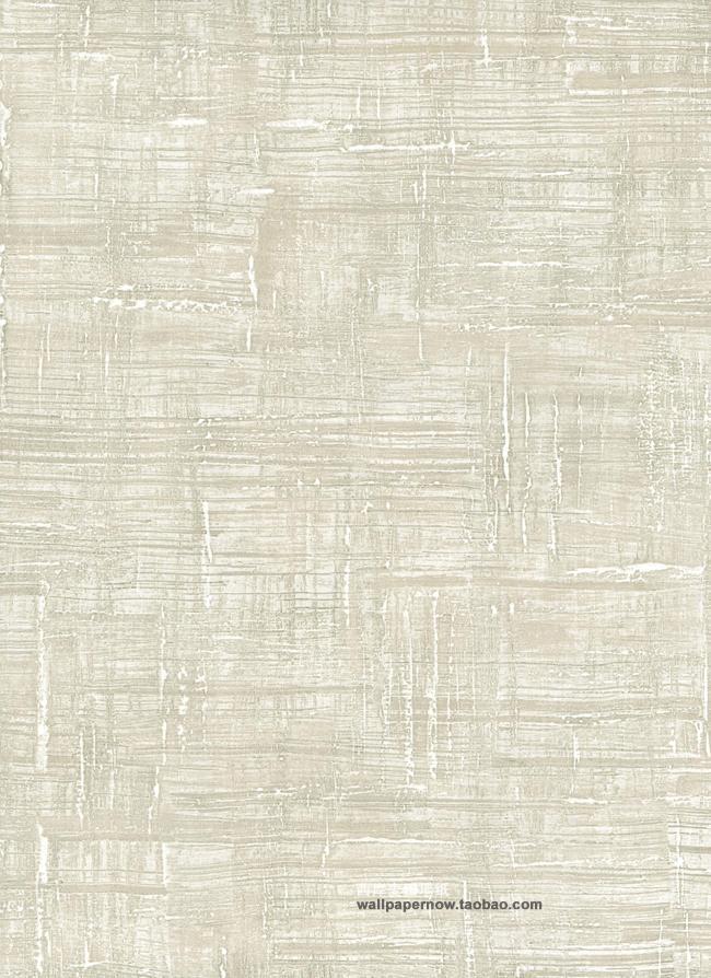 进口美式墙纸 纯纸 美式复古壁纸 客厅素色壁纸 做旧墙纸怀旧壁纸图片