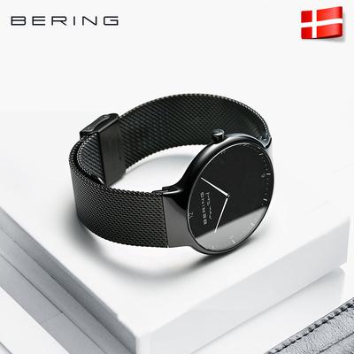 白令手表属于什么档次,dw和bering这款哪个好