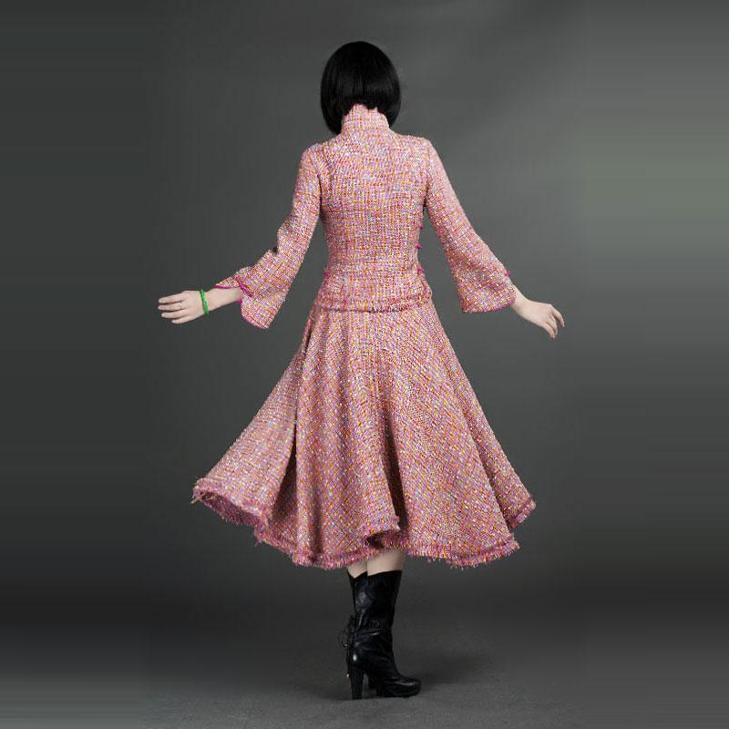 Платье Ципао Snake write 20220327
