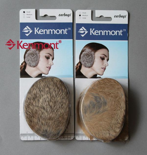 Меховые наушники Kenmont 3940 KM-