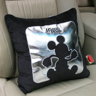 Genuine NAPOLEX cartoon car lumbar lumbar car pillow cushion WD-165 cushion lumbar pad pillow