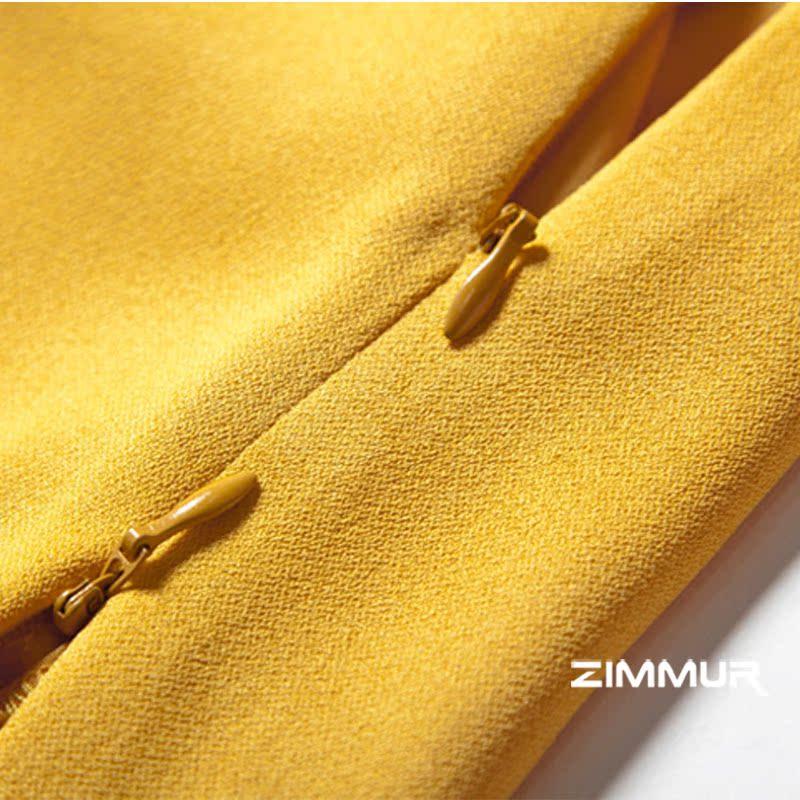 Женское платье ZIMMUR z13qqt2272y6 Осень 2013