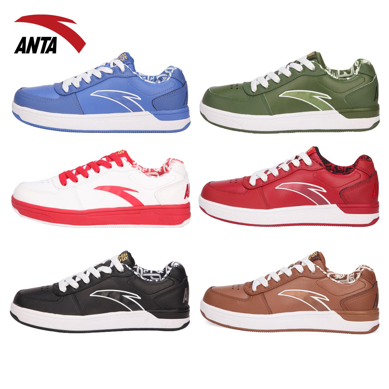 кроссовки Anta 91218001. 1-2-3-4-6 Искусственная кожа Весной 2012 года Мужские Ева