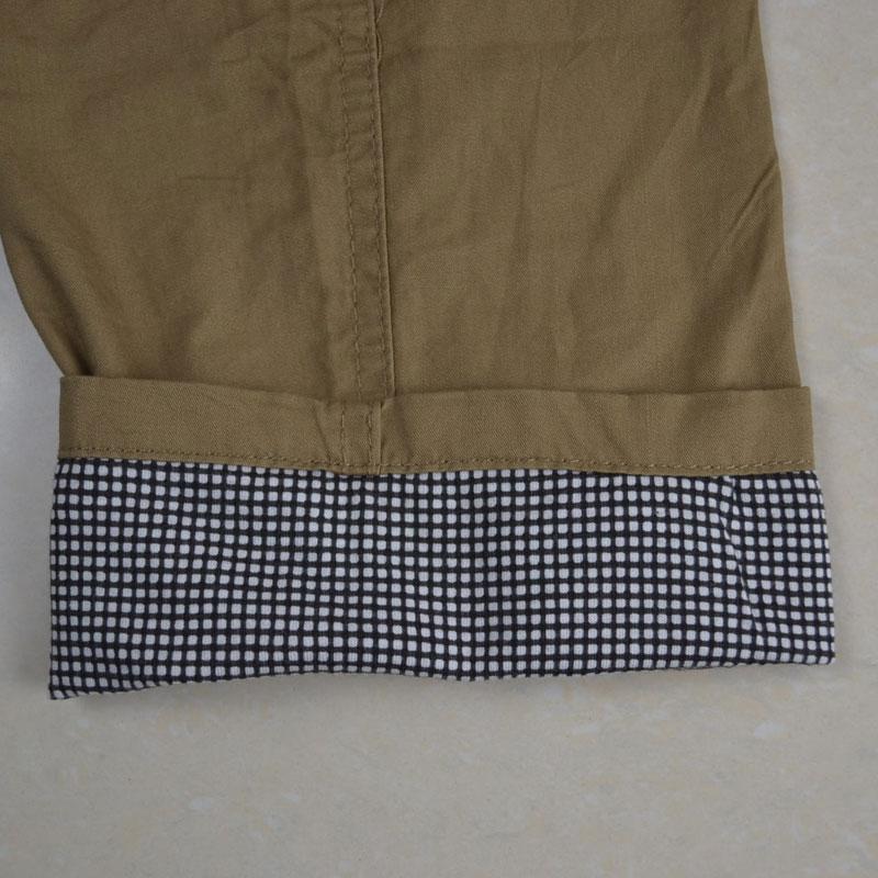 детские штаны Also cool 2/002 2-002 2013 Also cool 100 хлопок Для отдыха % С кожаным поясом на талии