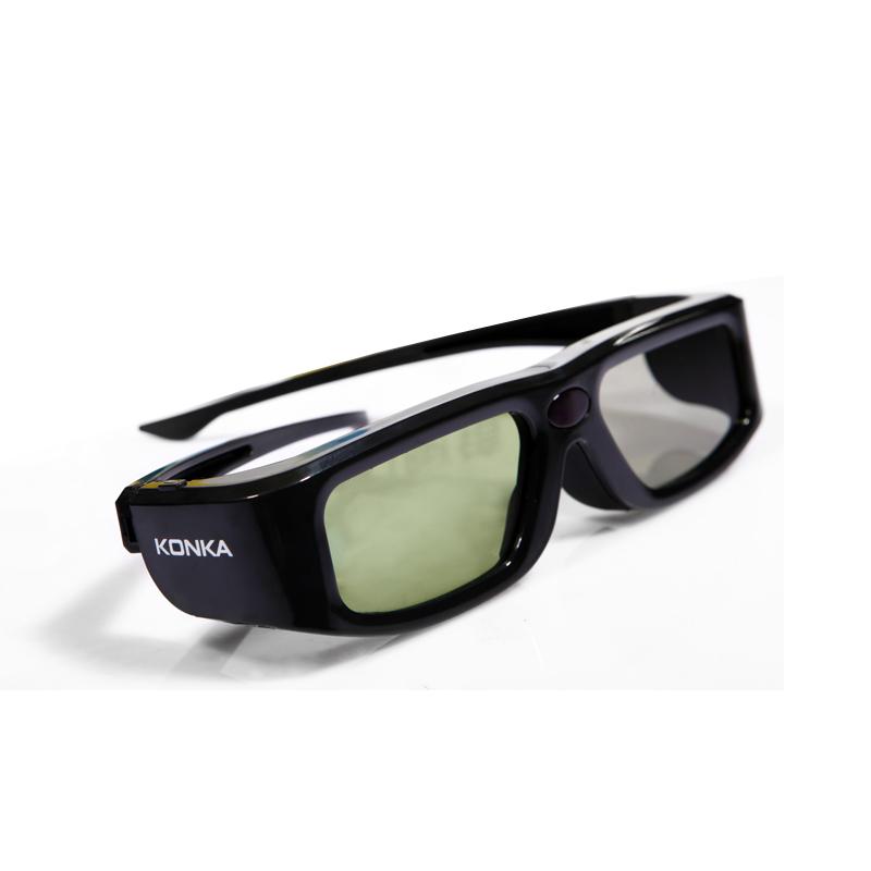 3D-телевизор Konka LED50E510DE 50 LED 3D LED-телевизор 50 дюймов 1080p (Full HD) 1920 × 1080 Активная стерео технология (затворные очки) VA ( мягкий экран)