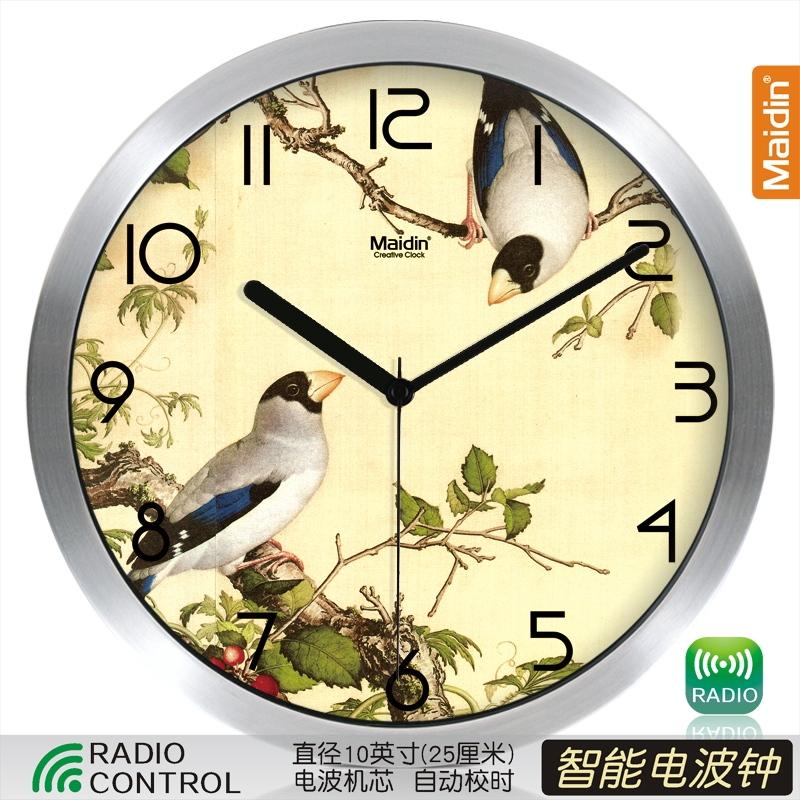 Цвет: 10 {#n46 от} радиоуправляемые часы серебро-495