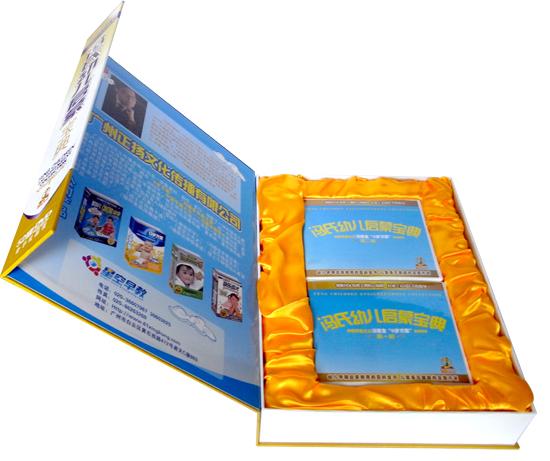 Развивающее видео для детей Подлинный двуязычные не имеют полный DVD фон раннего образования программа посвящения коллекции 52dvd фон