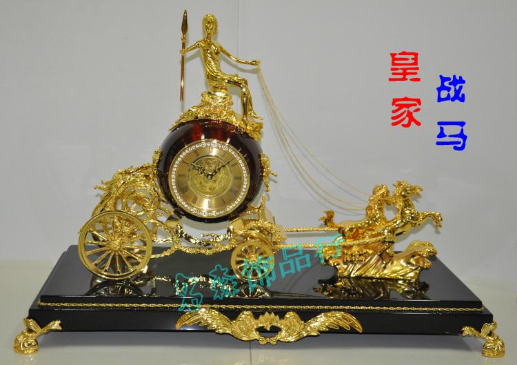 Настольные часы Other brands hs0089b Средиземноморский стиль Сплав Односторонний