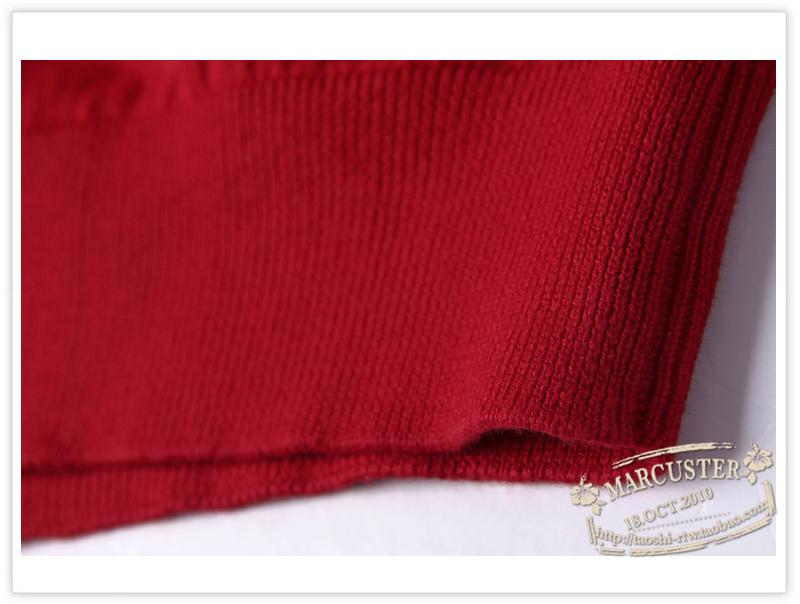 Свитер женский Taoshi tswm03944 TAOSHI2012 1.7D хлопок длинный рукав классический рукав закругленный вырез
