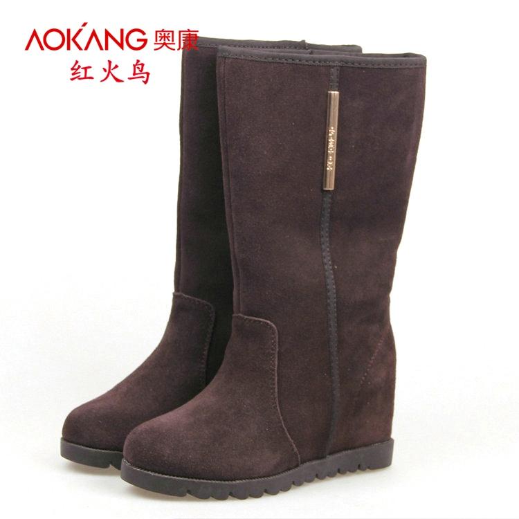 Женские сапоги Aokang 6536 2013